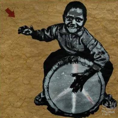 موسیقایی: موسیقی در میان کودکان آفریقا