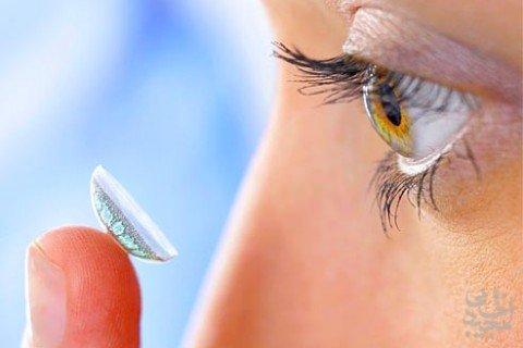 بهداشت و زیبایی: انتخاب رنگ لنز مناسب برای چشم ها