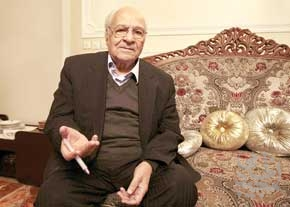پیام و مصاحبه ی مجید اخشابی بمناسبت درگذشت مشفق کاشانی
