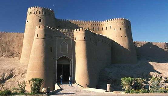 جاذبه های طبیعی استان کرمان