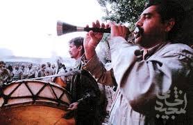 مردمانی که با موسیقی زاده شده و می میرند
