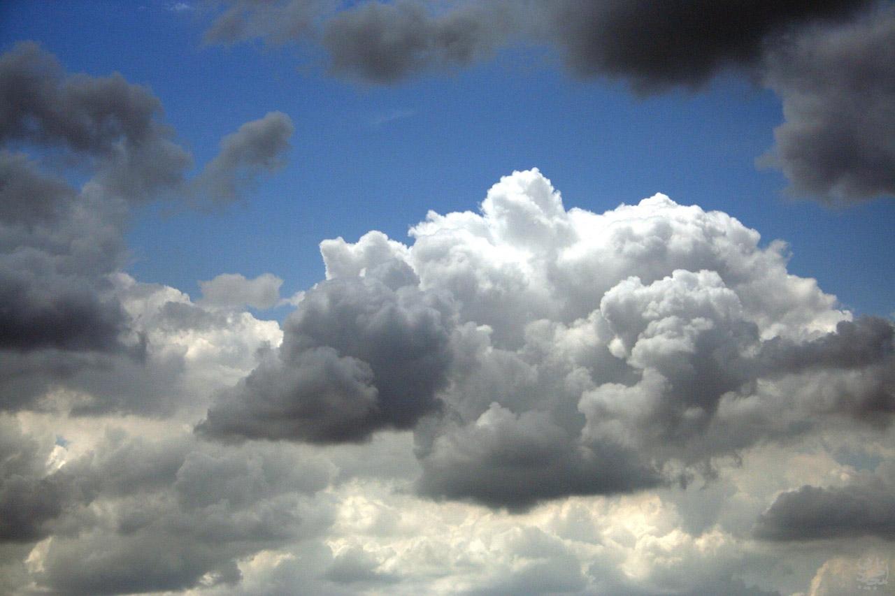 چرا ابرها سقوط نمیکنند؟ٌ!
