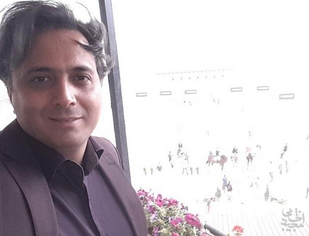 پیام مجید اخشابی در هفته دوم خرداد 94