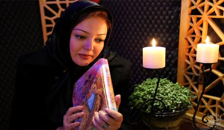 قصه های هزار و یک شهرزاد با رزیتا غفاری