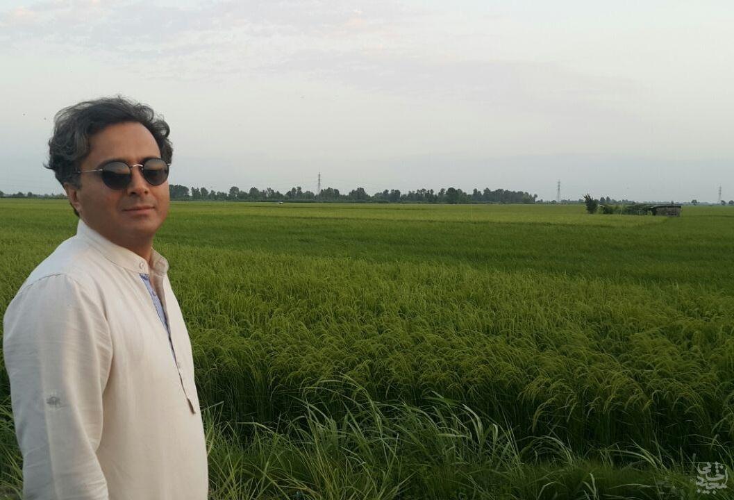 پیام مجید اخشابی در هفته آخر تیر 94