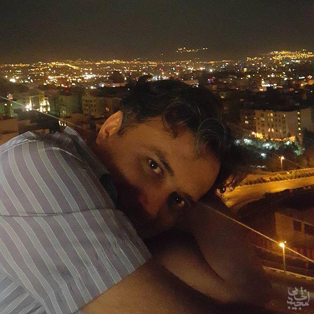 شعر زیبای سهراب سپهری به انتخاب مجید اخشابی
