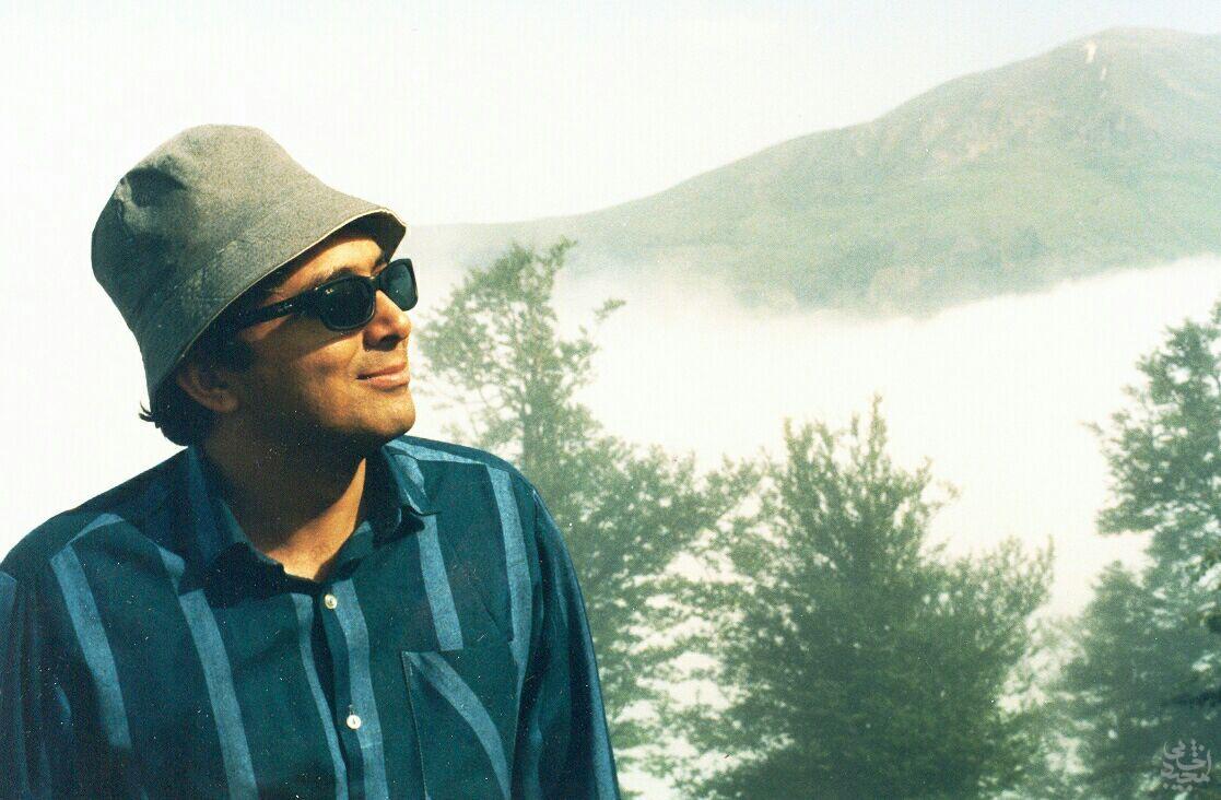 عکسی قدیمی از مجید اخشابی