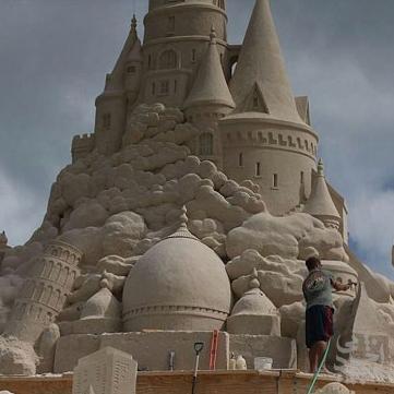 قلعه شنی در آمریکا