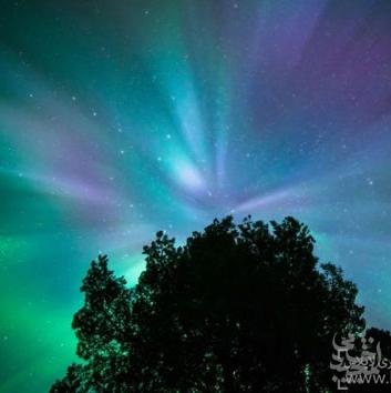 تصاویر بسیار زیبا از غروب کشور فنلاند
