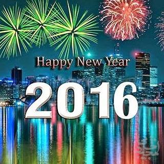 تبریک سال نو میلادی مجید اخشابی