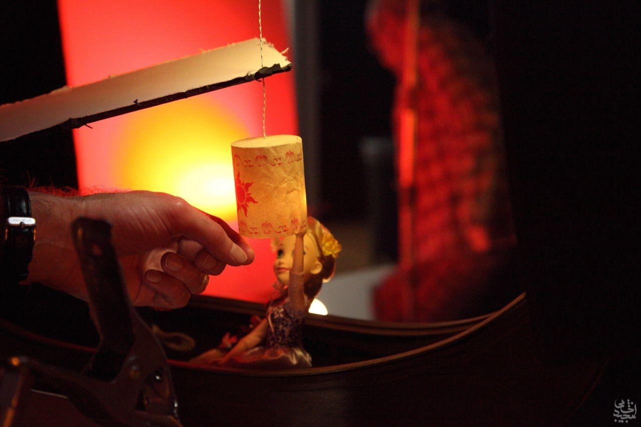 بازسازی هنرمندانه سکانسهایی از انیمیشنهای والت دیزنی با استفاده از عروسک