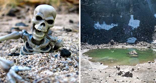 نگاهی به راز و رمزهای دریاچه اسکلتی روپکاند در هیمالیا