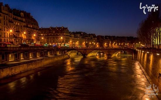 شب های زیبای پاریس