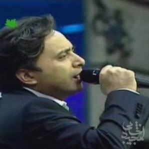 اجرای آهنگ المپیک توسط مجید اخشابی