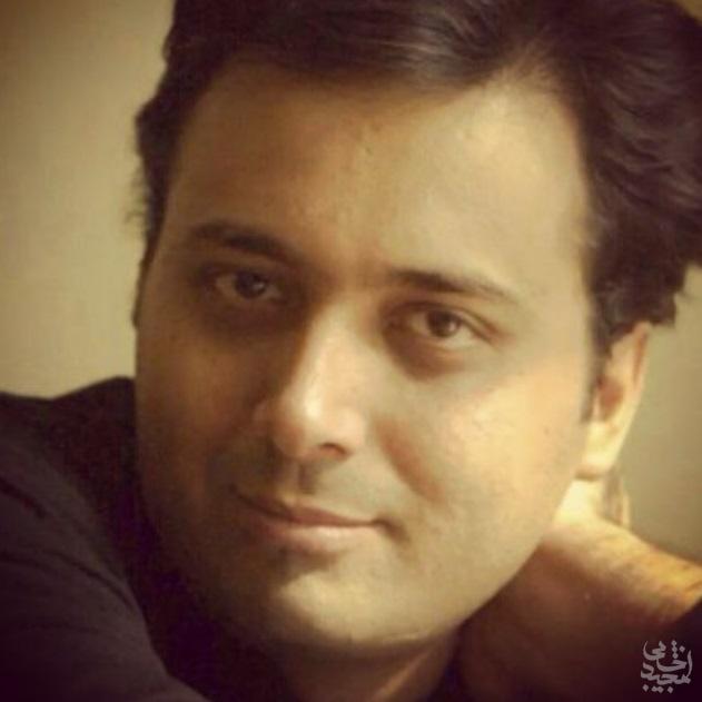 اجرای زنده قطعه گمگشته با صدای مجید اخشابی