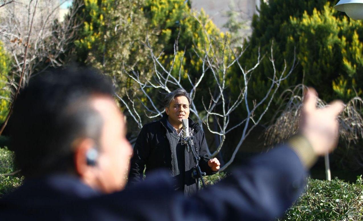 اجرای معجزه بهار از مجید اخشابی