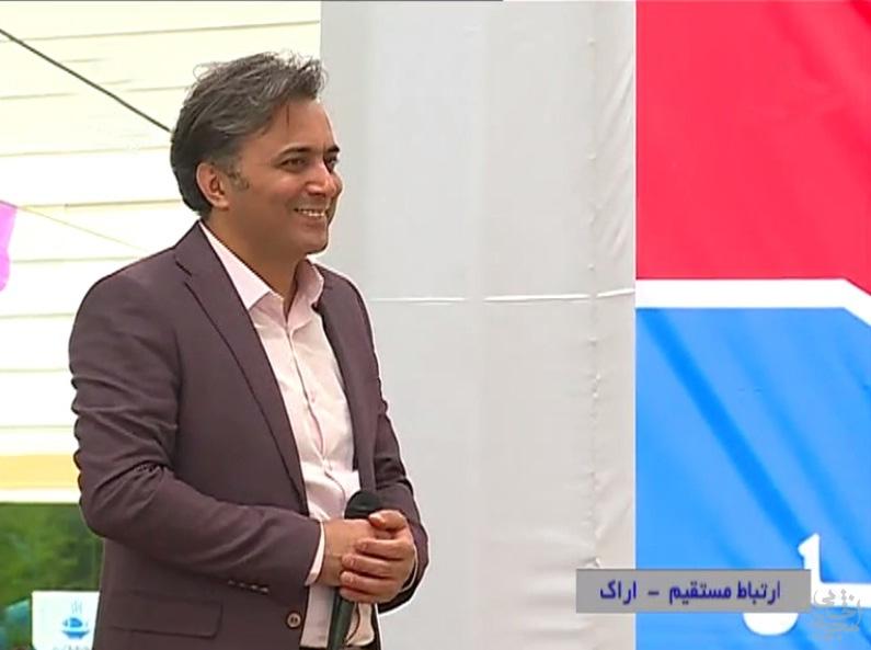 دانلود حضور مجید اخشابی در ویژه برنامه مبعث شبکه اول سیما