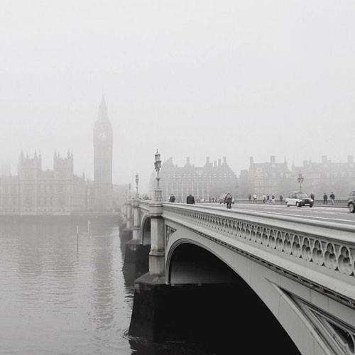 مه زیبا در لندن