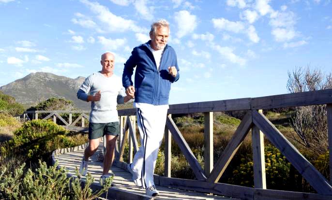 اثرات مفید پیاده روی