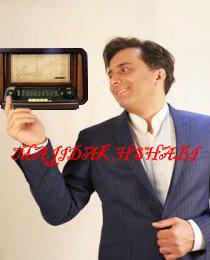 مصاحبه مجید اخشابی با رادیو تهران به مناسبت نیمه شعبان