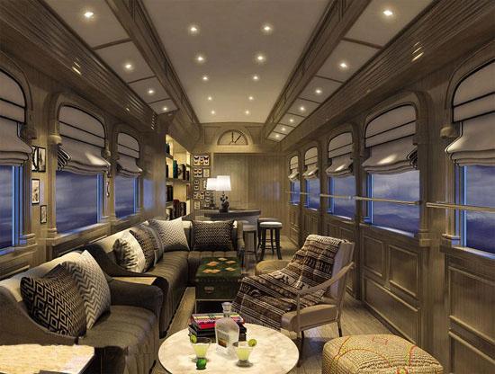 مجلل ترین قطار دنیا