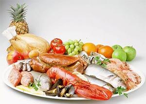 تقویت حافظه با غذاهای دریایی