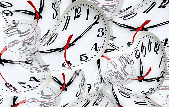 تندتر گذشتن زمان و افزایش سن