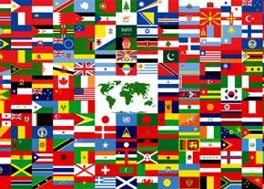اطلاعات توریستی کشورهای جهان