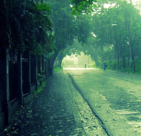 داستان کوتاه: باران