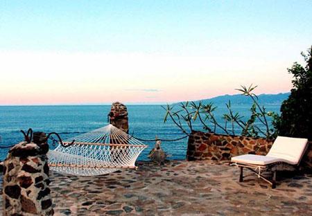 چاله ماه در ساحل دریای کارائیب زیبا و رویایی