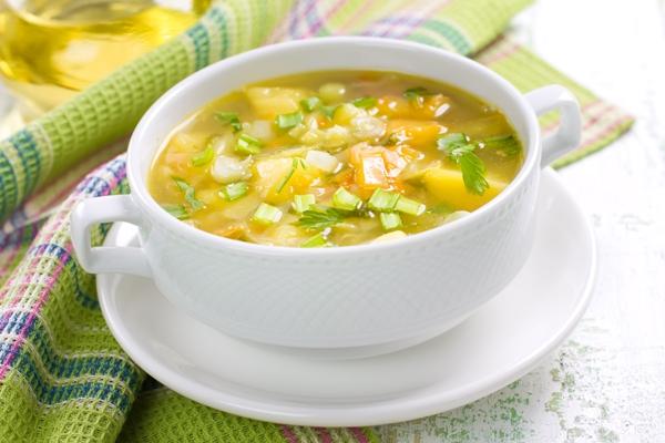 سوپی مخصوص برای چربی سوزی