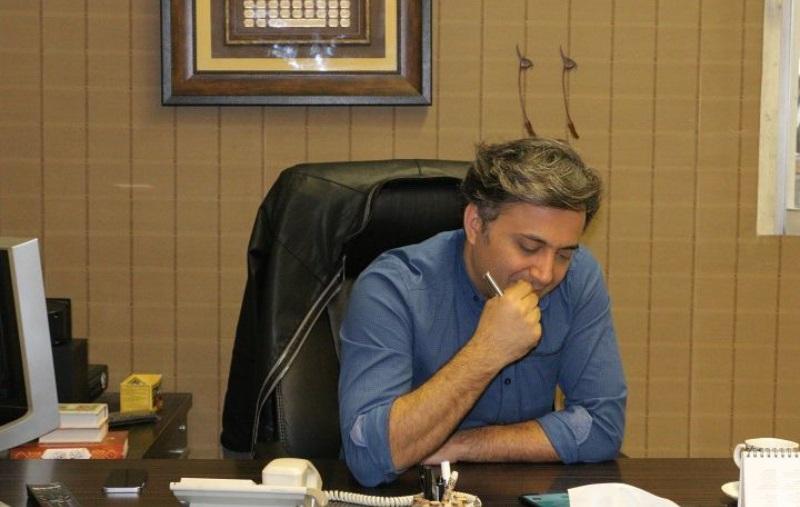مصاحبه با مجید اخشابی: در حال حاضر در پروسه تولید اثری به نام «محدوده» هستم.
