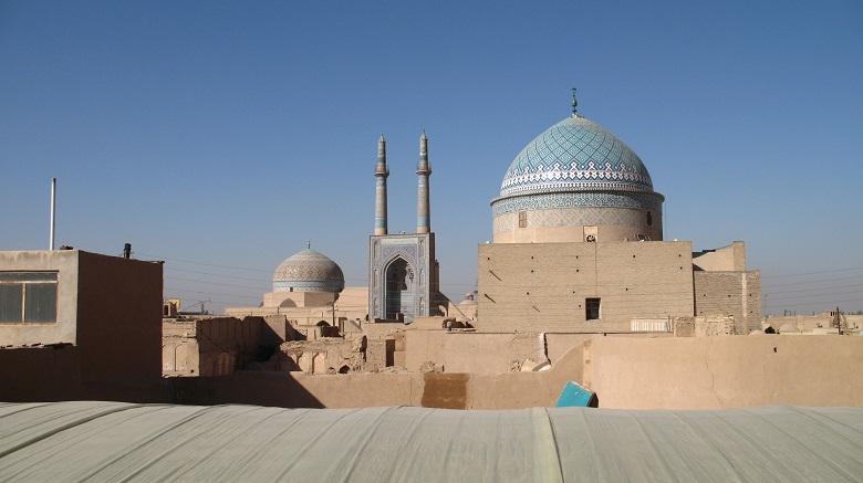 معماری سبک تیموری