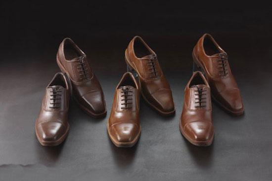 ابداع کفشهای شکلاتی