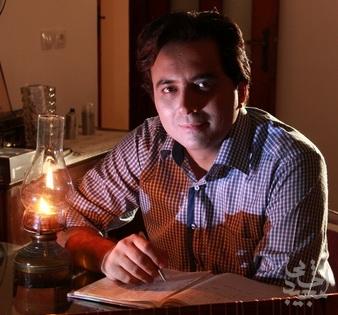 مجید اخشابی: عاشق کتاب هستم