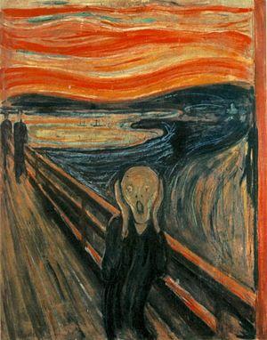 مشهورترین نقاشی های تاریخ: جیغ