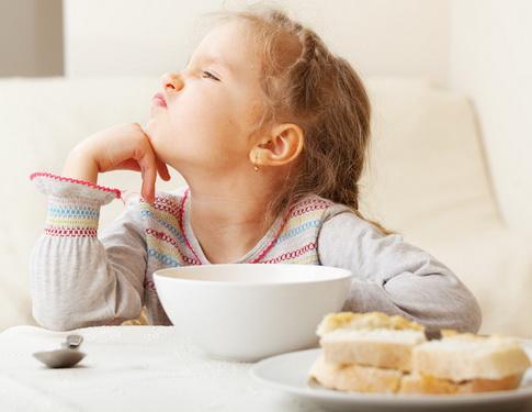 درمان بدغذایی کودکان