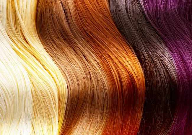 با این مواد طبیعی موهای خود را رنگ کنید