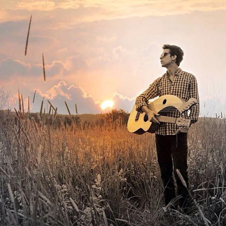 موسیقی پیشنهادی مجید اخشابی: Jamie Dupuis - harp guitar