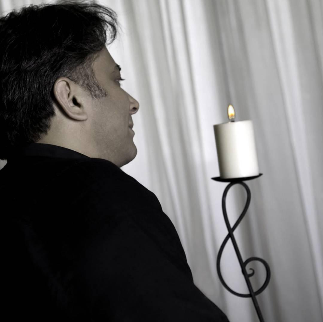 پیام مجید اخشابی در هفته آخر بهمن 95
