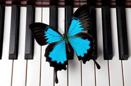 داستان کوتاه پیانو