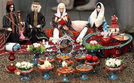جشن های ایرانیان و فلسفه هفت سین