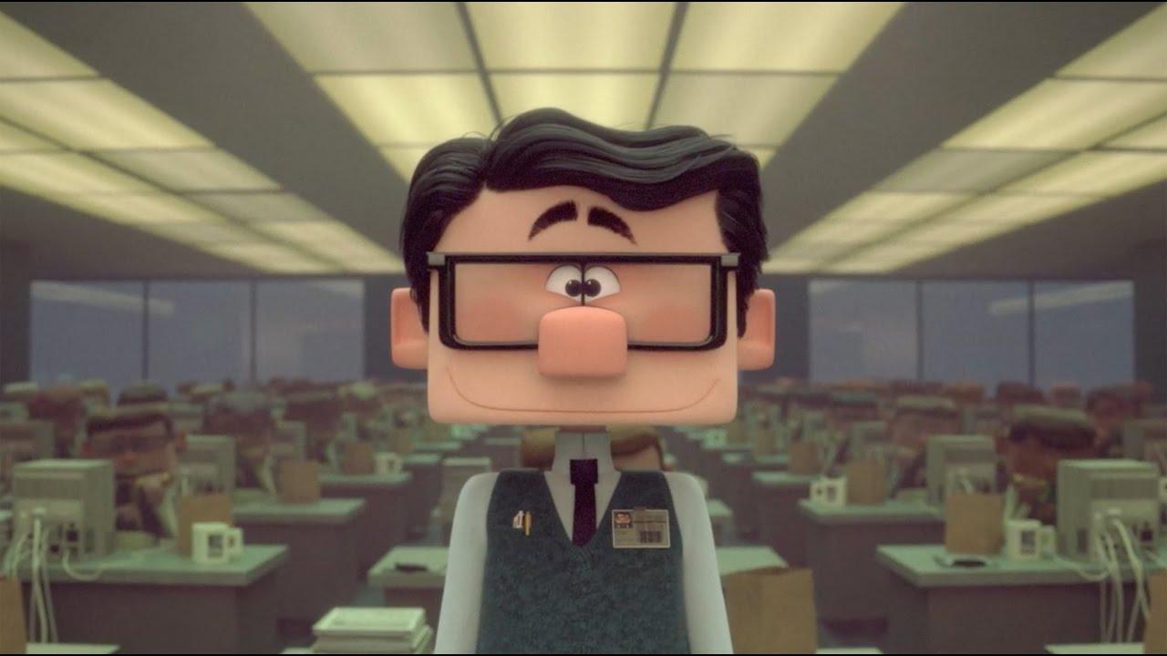 انیمیشن زیبای  Inner Working، پیشنهادی از مجید اخشابی