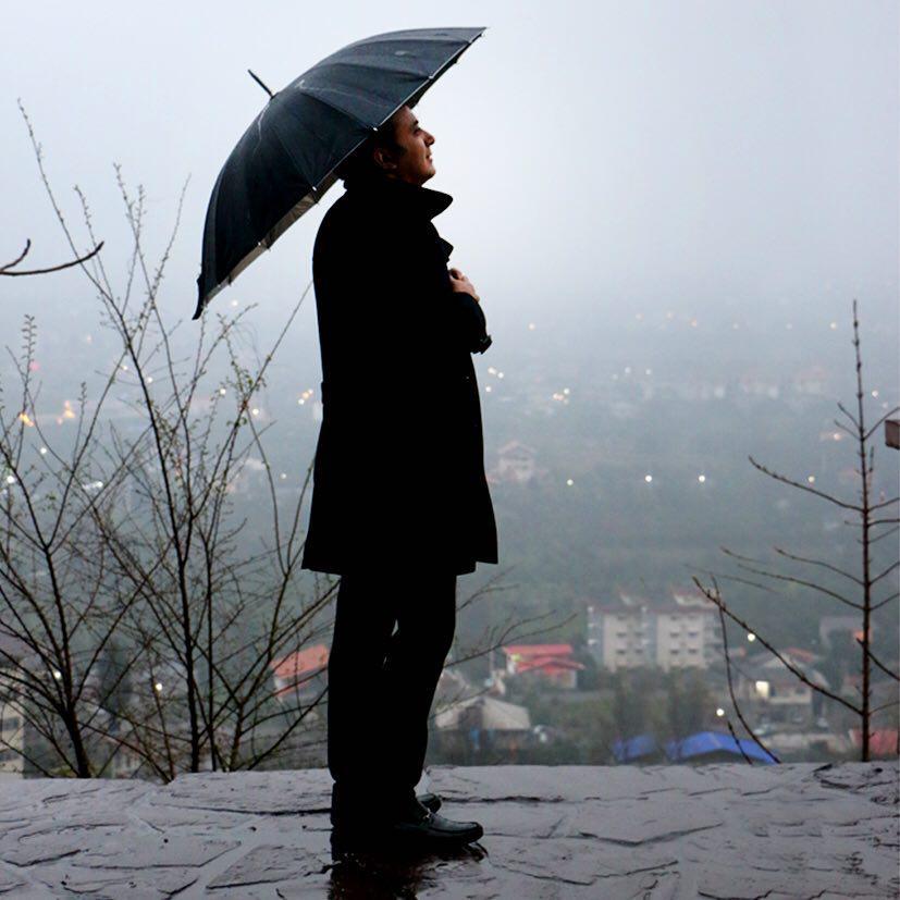پیام مجید اخشابی در هفته بارانی فروردین 96