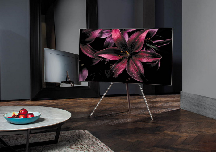 این تلویزیون خاموش یک تابلوی هنری است!