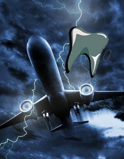 هواپیماهایی ایمنتر با دندانهای شما!
