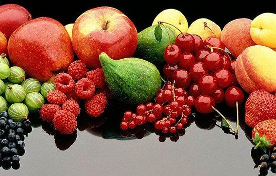 خواص میوه های بهاری