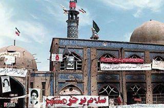 پیام مجید اخشابی به مناسبت آزادسازی خرمشهر