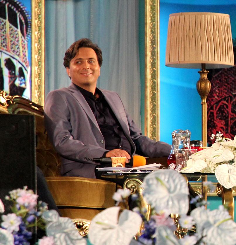 اطلاعرسانی مجید اخشابی برای حضور در برنامه تلویزیونی