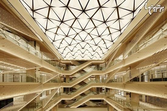 جذابترین مرکز خرید دنیا در توکیو